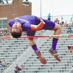 Harvey places 8th; Evans, Freyhof to finals
