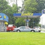 Officers still seeking Sunoco robber