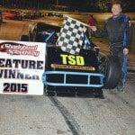 Williams takes Shady Bowl modified win