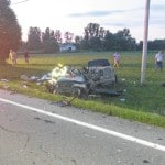 Springfield woman dies in injury crash
