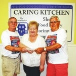 Car club contributes to Caring Kitchen