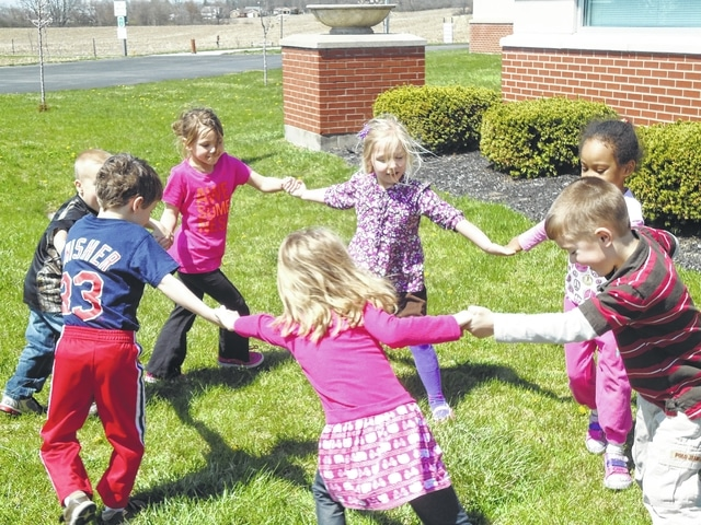 The Champaign Family YMCA's half-day preschool program in Mechanicsburg begins Aug. 31 at M'burg Christian Fellowship Church, 4401 Allison Road. Hours are 9-11:30 a.m. weekdays. Parents may opt for two, three or five days a week. Children must be ages 3-5 and potty trained. Children can socialize, learn to compromise, be respectful of others, problem solve, gain a sense of self, explore, play with peers and build confidence. Registration and orientation will be 9-11 a.m. Aug. 18 and 5-7 p.m. Aug. 20 at the church. For more info, call Y Child Care Services Director Sonya Stonerock, 937-484-3557.