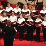 Youth Choir performs Saturday