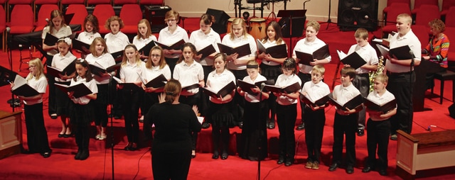 Champaign County Youth Choir