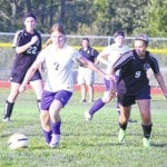 Mechanicsburg girls fall to BL in soccer