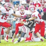Visiting London runs past Urbana, 42-30