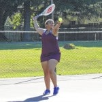 Urbana falls in girls tennis
