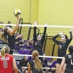 M'burg tops Triad in volleyball