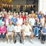 Members of WL-S Class of 1975 reunite