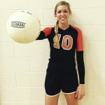 Peterson earns MaxPreps volleyball honor