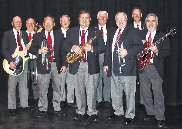 """The Bob Gray Orchestra will play 1940s-themed """"big band swing"""" music at a 1940s Dinner Dance at the Champaign Aviation Museum Nov. 14. Tickets are $25 and available from the Champaign County Arts Council."""