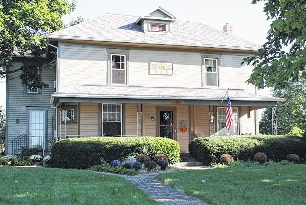 The final stop on the tour will be Escape Route 508, a new bed & breakfast.