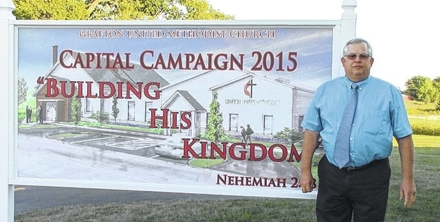 John Vulgamore is director of the Building His Kingdom capital campaign at Grafton United Methodist Church.