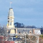 Courthouse clock tower returns to Bellefontaine skyline
