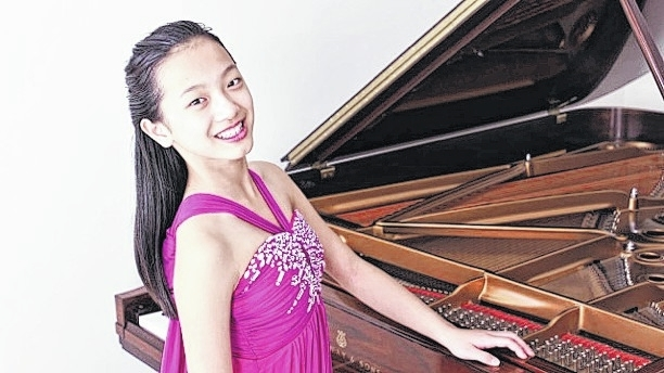 Pianist Taylor Wang will perform Sunday, May 15.
