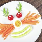 Turn tables on food ads: Make veggies fun