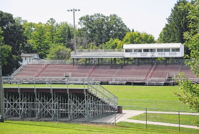 The Urbana High School Athletic Department hopes its football stadium is full Friday night when UHS hosts Stebbins. It will be Community Night, and fans will be admitted for free if they are donning Urbana Spirit Wear.