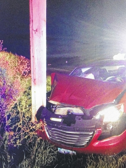 The Champaign County Sheriff's Office is investigating a crash into a utility pole that occurred Monday morning. It is the second crash into a pole resulting in serious injury in less than two days. At approximately 5:52 a.m. deputies responded to the 1600 block of north U.S. Route 68 in reference to a one vehicle injury accident. Initial investigation revealed Denico Fudge, age 22, of Urbana, was operating a 2013 Chrysler southbound on Route 68 when Fudge exited the roadway and struck a utility pole. Fudge was transported by Urbana EMS to Grimes Field and flown to Miami Valley Hospital by CareFlight. No information on Fudge's condition was available from the hospital. A crash on state Route 4 Saturday near Hawk Road also resulted in another driver being airlifted to Miami Valley Hospital. Information on driver Charles Pollard's condition was also unavailable from MVH officials on Monday.