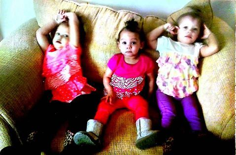 Photo of endangered children as posted by sheriff's office on Wednesday night.