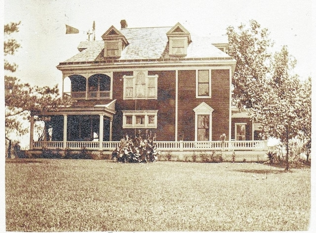 Three generations lived in this Mechanicsburg home, which originally had the address of 72 W. Main St.