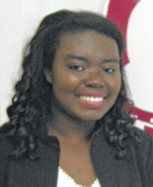 Bridget Ofori, a senior, is a Student of the Month at Urbana High School.