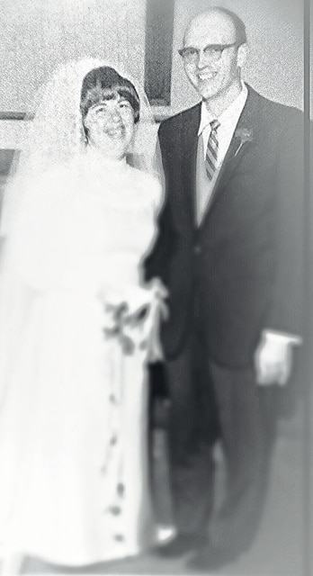 Mr. and Mrs. Floyd Martin