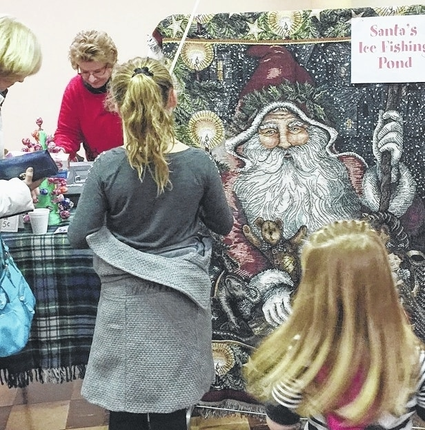 The Ladies' Sodality of St. Mary Church, 228 Washington Ave. in Urbana, will host their 24th annual Home Made Christmas Bazaar from 3-7 p.m. Friday, Nov. 18 and from 9 a.m. to 3 p.m. Saturday, Nov. 19, in the church basement.