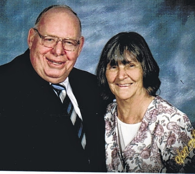 Mr. and Mrs. Paul Stevens Sr.