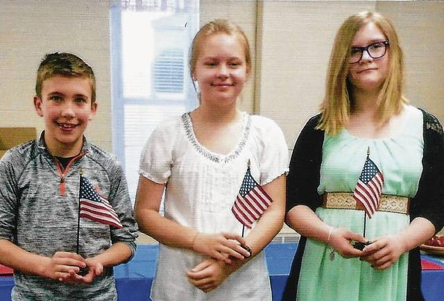 Urbana Chapter Daughters Of The American Revolution Honors Students  Dar Essay Winners Are Matthew Westfall First Place And Bailey Stapleton  Second Place Do My Home Work also Persuasive Essay Thesis Examples  Calculus Help