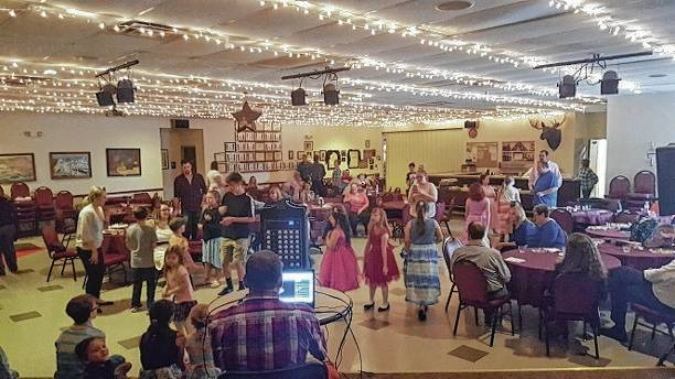 """The Urbana Women of the Moose Chapter #698 held its second """"Father/Daughter – Mother/Son Dance"""" Friday, March 24. Approximately 70 adults and children attended the event this year."""
