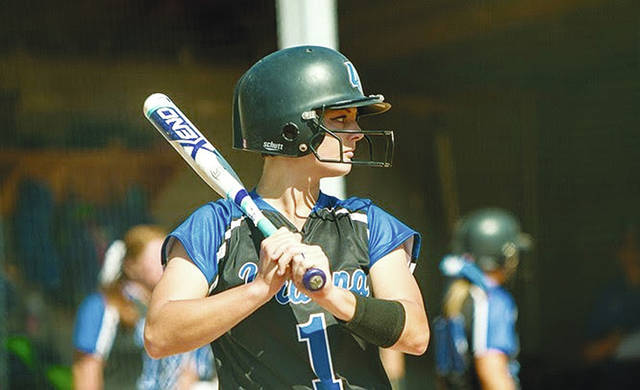 Urbana University shortstop Caitlyn Stoner (pictured) was selected to the 2017 Division II Conference Commissioner's Association (CCA) All-Atlantic Region Second Team.