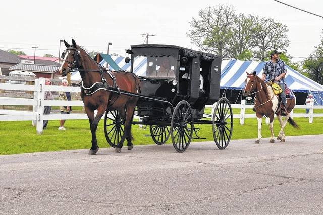 The annual Plain City Heritage Days celebration will take place on Friday, May 19, and Saturday, May 20, and will feature a parade, buggy rides, vintage baseball and more.
