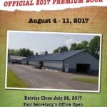 2017 Champaign County Fair Book