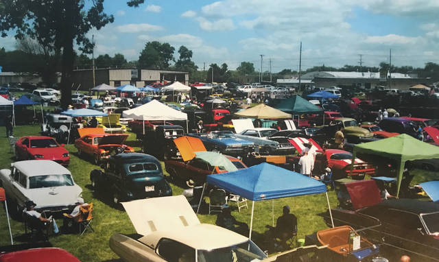 The Firecracker, Truck, and Bike Show had over 600 participating vehicles in 2015.