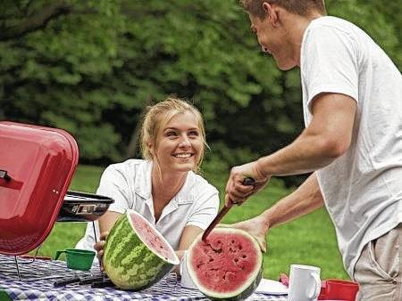 July is National Picnic Month. Follow food-safety advice and stay healthy.