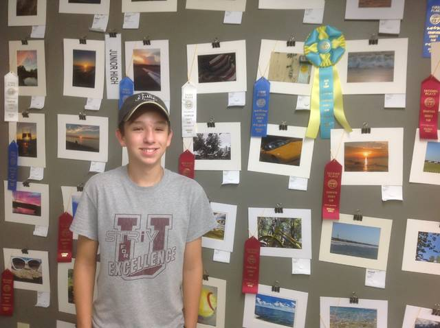 Justin Rutan, BestOf Show, Jr. High photo division