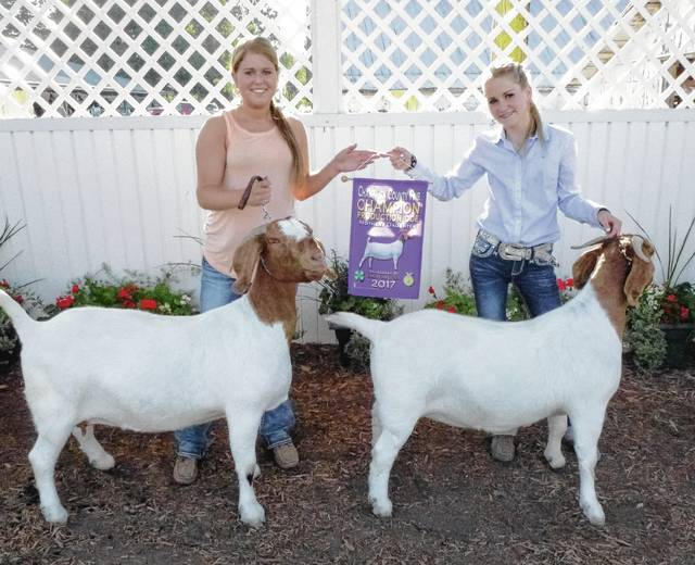 Kyndall Metz, Grand Champion Mother and Daughter