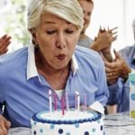 Blowing out candles not dangerous