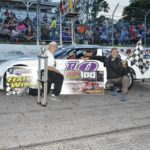 Mahaffey wins at Shady Bowl