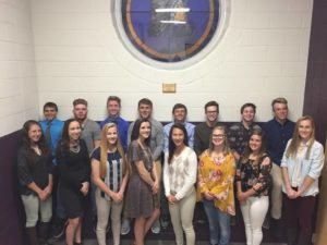 Mechanicsburg chooses Homecoming Court