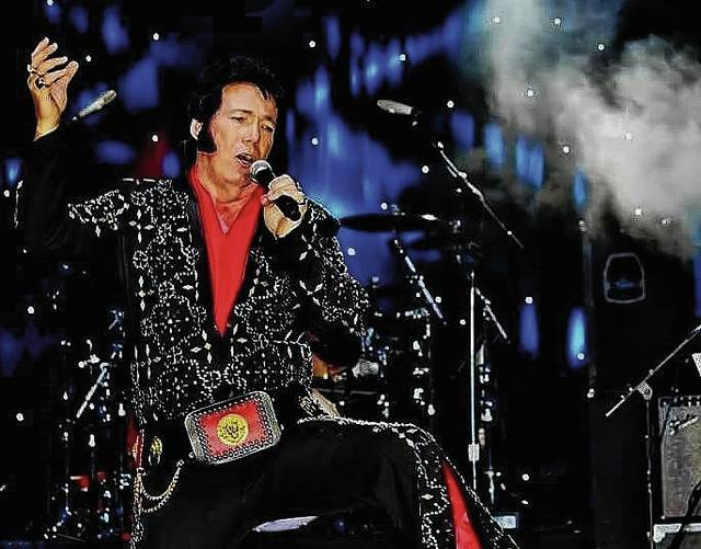 JR Grimmett will provide entertainment at the Champaign Family YMCA with An Evening with Elvis.