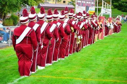 Urbana High School's marching band will welcome the UHS Alumni Band to perform with them during homecoming on Oct. 6.