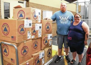 Urbana man aids hurricane victims