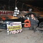 Barrett wins Bonanza 40 at Shady Bowl