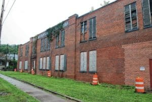 Agreement signed to clean up eyesore