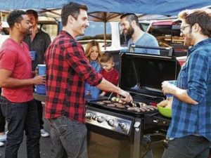 Have fun and be food-safe when tailgating
