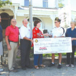 American Legion gives $5,000 to Cancer Association