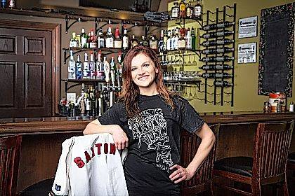 Chef Brittany Saxton of Six Hundred Downtown will be featured Sunday, Oct. 29, on the Food Network show Guy's Grocery Games.