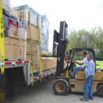 Channell Equipment delivers Puerto Rico aid