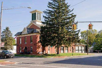 The West Liberty Tour of Homes includes Town Hall, where people can purchase their $15 tour tickets the day of the tour.